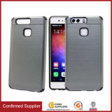 Super Shockproof Bumper Hybrid Hrad Protector Case para Huawei P9