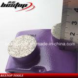 De Malende Hulpmiddelen van de Steen van het Hulpmiddel van de Diamant van het metaal voor Molen HTC