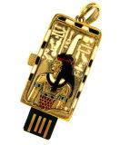 로봇 USB 섬광 드라이브 다이아몬드 USB 지팡이