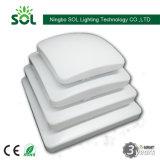 Personalización Square PMMA cubierta del diseño moderno de la lámpara de techo para la iluminación residencial
