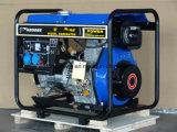 단 하나와 삼상 디젤 엔진 발전기