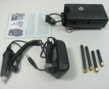 HandHandy-Signal-Hemmer 4 Antennen GPS-Bluetooth