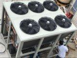 De lucht Gekoelde Harder van de Schroef met de Semi Hermetische Compressor van Hanbell Bitzer