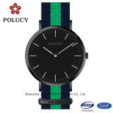 Relógio de quartzo da alta qualidade da manufatura da fábrica do relógio do OEM/ODM
