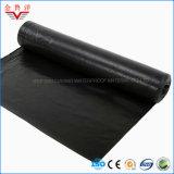 Membrana modificada Sbs del material para techos de asfalto de la aplicación del trapo