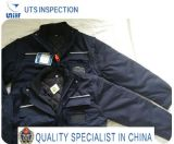 Servicio de inspección y control de calidad profesional China-Security Jacket