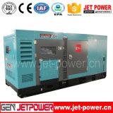 Звукоизоляционный генератор 275kw 344kVA Cummins электрический тепловозный с Nta855-G1b
