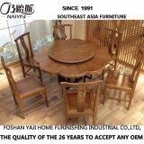 Cadeira de jantar de madeira de 3Sudeste Asiático para a mobília Home CH635