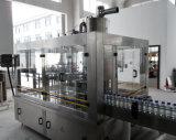 Lineal bebida caliente Relleno de lavado nivelación de la máquina máquina de etiquetado