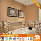 浴室の壁および床(M855043)のためのストリップの石そしてガラスのモザイク
