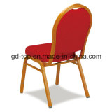 Chaise en Aluminium de Banquet de Tissu d'Hôtel (CY-8030)