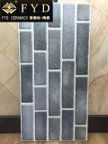 Fyd Keramik-deckt rustikale Porzellan-Wand Fq6002 mit Ziegeln