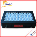 Ventilateur de refroidissement hydroponique de 60 * 5W 300W Full Spectrum LED Grow Light