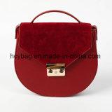 Madame 2017 d'unité centrale de mode de sac de main de dames de créateur Crossbody Leather Handbag Hcy-2235