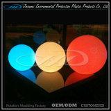Светильник таблицы форм СИД материала PE по-разному светлый для сада
