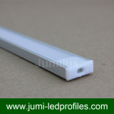 Flaches flaches Aluminiumprofil für LED-Streifen