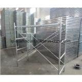 Sicheres haltbares Stahlhochleistungsstützbalken-Rahmen-Baugerüst