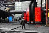 120kw 3 Tonnen Stahlplatten-Heizungs-Induktions-Schmieden-Maschinen-