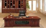 현대 색칠 가구 MDF 광택 있는 목제 베니어 사무실 책상 (NS-SL004)