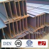 HのビームまたはI型梁または構築のビームかI型梁またはIpe/Ub