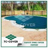 グループのプールのためのカスタムサイズの安全冬のプールカバー