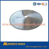 Electroplated Diamond Sawblades Намочите/сухой диск вырезывания круга