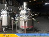 Tanque mezclador de acero inoxidable 500L con mezclador magnético