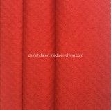 أحمر جاكار نسيج مربّع يحبك بناء نسيج وبناء ([هد2118402])