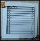 Grille d'aération en aluminium d'évent de plafond de registre de plafond