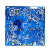 Intel Onboard 1333 DDR3 placa madre industrial de 2 GB con 8*Gpio/Mini-Pcie