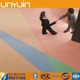 El azulejo de suelo del PVC, impermeabiliza el rodillo, suelo del vinilo
