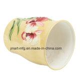 Flower&Nbsp; 手のペンキCeramic&Nbsp; 浴室のアクセサリ/浴室のアクセサリ/浴室セット