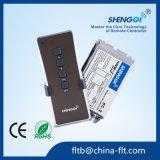 Contrôle télécommandé des glissières FC-2 2 pour la maison avec le récepteur omnidirectionnel de signal radio