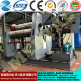 Гидровлическая завальцовка/гибочная машина плиты 4 роликов Mclw12CNC-60*2500 с стандартом Ce
