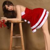 Doll van het Geslacht van het Silicone van het Meisje van Kerstmis van 165cm Japans Levensgroot