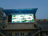 Индикация экрана СИД стены P12 напольная СИД видео- рекламируя афишу