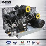 Intercambiando el compresor de pistón de alta presión industrial sin aceite (K3-83SW-2240)