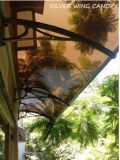 Сень DIY пластичная для окна и двери или балкона (YY-N)