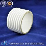 Resistente al tubo di ceramica filettato a temperatura elevata dell'allumina dell'interruttore di vuoto