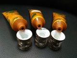 Tubo laminado aluminio para el empaquetado poner crema de la mano
