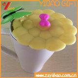 Крышка чашки силикона клиента с игрушкой творческих способностей малой