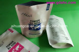 Verbundreißverschluss-Fastfood- Nahrungsmittelbeutel-Plastiktasche