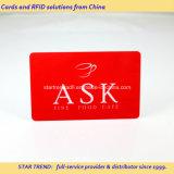 Cartão Magnético PVC com plena cores de impressão para Cafe