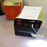 O sistema solar do armazenamento da potência 100W-1000W/220V dirige a eficiência elevada do painel do sistema de energia picovolt