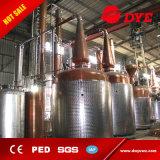 Mejor destilador único del alcohol del hogar del cobre de la calidad para la venta