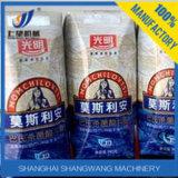 Edelstahl-Joghurt-Produktionszweig H-Milch, die Maschinerie aufbereitet