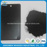 Schwarze Epoxid-Polyester-Puder-Beschichtung mit hohem Glanz
