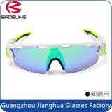 Blocco per grafici bianco popolare 2016 occhiali da sole protettivi di sport un HD dell'occhio UV400