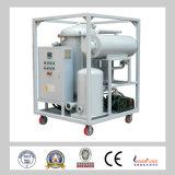 使用されたタービンオイルの真空の油純化器機械かタービンオイルの再生のプラント