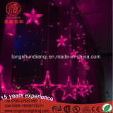 Lampen-Vorhang-Licht-Hochzeits-Weihnachten des Qualitäts-im Freien dekoratives Shell-LED